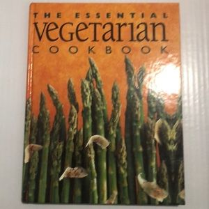 Other - The Essential Vegetarian Cookbook